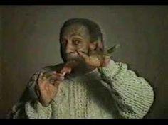 1980s Bill Cosby Jello commercial