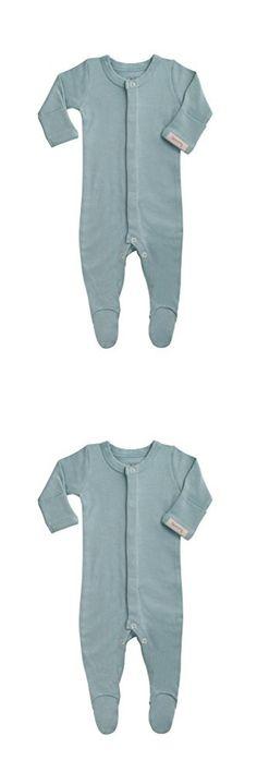 Bonamy Baby Unisex Organic Cotton Gloved Sleeve Footie
