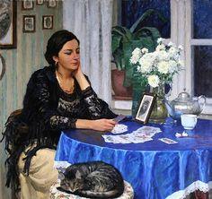 As Cores Da Arte: Evgeny Mukovnin