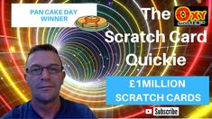 "Check out this win on these and Welcome to the next episode of "" The Scratch Card Quickie "" - the game is quick. see if there is a wi. How To Find Out, How To Become, Youtube Share, National Lottery, Pancake Day, Videos Please, I Win, Social Networks, Let It Be"