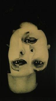 "red-lipstick: "" Frank Egloff (b. Louis, MO, USA) - after Deakin, 1953 (Joy Parker), 2002 Paintings: Acrylics on Canvas "" Photomontage, Poster Design, Graphic Design, Plakat Design, Gcse Art, Art Plastique, Red Lipsticks, Collage Art, Collages"