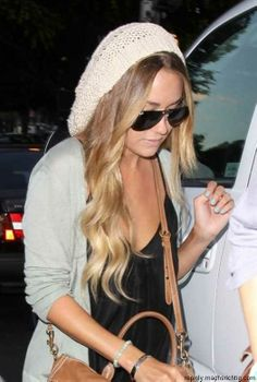 Ombre Hair Ideas: Lauren Conrad Ombre Hair