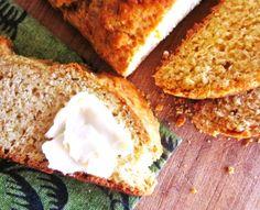 Ирландский бездрожжевой хлеб на кефире