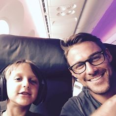 Jessie Pavelka (and son)