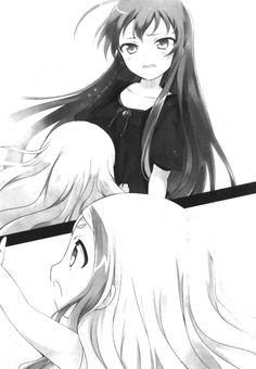 hataraku maou-sama maou, emi and ramus