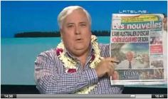 The late night show that leaves Letterman and Leno for dead: the Clive Palmer and Tony Jones show!