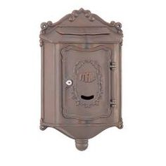 Fine Art Lighting Vault Wall Mounted Mailbox & Reviews   Wayfair Security Mailbox, New Mailbox, Wall Mount Mailbox, Mounted Mailbox, Victorian Mailboxes, Cluster Mailboxes, Post Box Wall Mounted, Residential Mailboxes, Artists