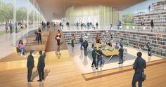 Design Loft by Weiss/Manfredi - I Like Architecture