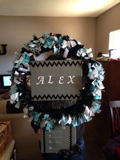 Made for baby Alex