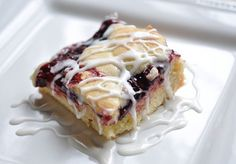 Blackberry Pie Bars  |  Cherry Jasmine...
