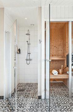 Elegant Black White Bathroom Design Ideas - Page 16 of 41 Modern Bathroom Design, Bathroom Interior Design, Decor Interior Design, Interior Decorating, Diy Interior, Bad Inspiration, Bathroom Inspiration, Small Bathroom, Master Bathroom