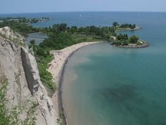one thing i really wanted to accomplish this summer was to spend some serious time exploring the city i live. Scarborough Bluffs, Dream Vacations, Ontario, Toronto, Bucket, Hiking, Canada, River, Explore