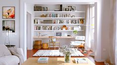 Estudios y escritorios