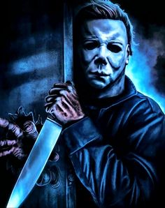 Slasher Movies, Horror Movie Characters, Horror Movies, Halloween Movies, Halloween Horror, Scary Movies, Halloween Images, Horror Posters, Horror Icons
