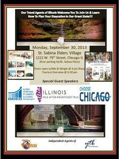 Discover...Explore & Enjoy our cities of Illinois! #successnfocus #jasminemccalpin #nfocustravel