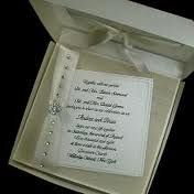 boxed wedding invitations - Google Search