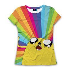 Купить прикольные футболки с принтами и рисунками, на заказ в интернет-магазине PodarokMuzhchinei.RU |Каталог |Джейк