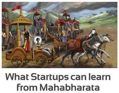 What Startups can learn from Mahabharata http://tdnw.in/ObdAJN