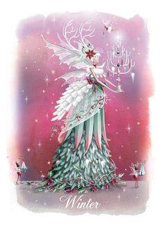 The Four Seasons Fairies - Reuben McHugh