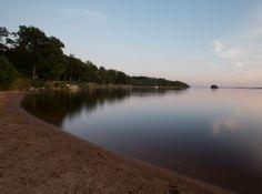 Bolmen is a lake in Småland, Sweden