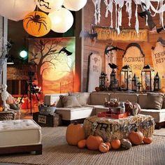 Creative ideas for a Halloween party