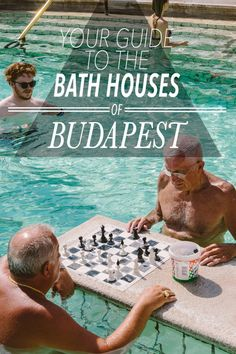 Thinking of going Hungary? Then you cannot miss the Budapest baths!