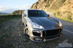 2009 Porsche Cayenne Turbo S by SharkWerks in Fremont CA . Click to view more photos and mod info.