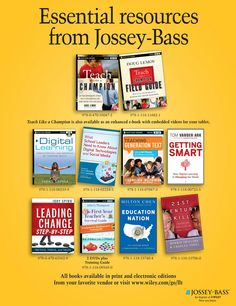 Books for Teaching in the digital age