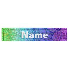 SOLD Desk Nameplate Grunge Art Abstract! #Zazzle #Desk #Nameplate #Grunge #Art #Abstract http://www.zazzle.com/desk_nameplate_grunge_art_abstract-256247013007483747