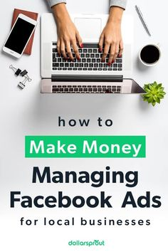 Since Facebook ads are still a relatively new way to advertise, it's not that difficult to make money managing Facebook ads for local businesses. You don't need a specialized degree, it's not a huge time commitment, and you can even use some existing skills. |Facebook Ads| Ads| Make Money| Money| Side Gig| Side Hustle| 1,000  a month| Local Businesses| Extra Income Ideas|