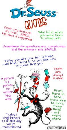 doctor suess quotes