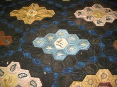 Rare Civil War quilt found in Texas has a mysterious story.  1860