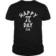 Happy Pi Day Shirt with Pi Symbol Men Women Youth LIMITED TIME ONLY. ORDER NOW if you like, Item Not Sold Anywhere Else. Amazing for you or gift for your family members and your friends. You'd sure look nice in one of our shirts! Pi Day Shirts, Math Shirts, Mothers Day Shirts, Tee Shirts, Cool T Shirts, Funny Shirts, Pi Shirt, Pi Symbol, Happy Pi Day