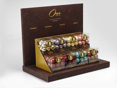 One Emotion, Luxury Chocolat and More ..., Espositore Dragées Perle - One Emotion