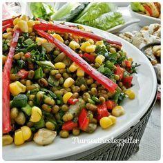Mas Fasulyesi Salatası