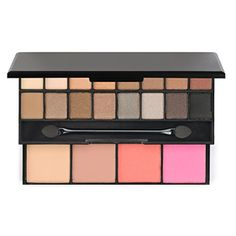 Youngman Fashion 20 Color Pro Makeup Set Kit Eyeshadow Concealer Blusher Contour Bronzer Face Compact Powder Palette -- See this great product. (This is an affiliate link) Makeup Palette, Eyeshadow Palette, Concealer, Contour Bronzer, Makeup Set, Blusher, Make Up, Cosmetics, Face