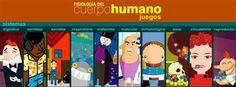 Juegos de fisiología humana de Editorial Voluntad es un material didáctico con diez juegos que ponen a prueba losconocimientossobre el cuerpo humano.