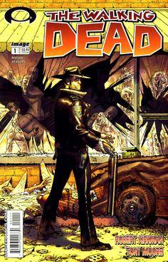 The Walking Dead by Robert Kirkman & Tony Moore
