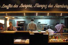 Big Fernand / Levallois-Perret / Burger / Restaurant / Food / Dancing in Nowhere / © Marie-Charlotte Lemoulinier http://www.dancinginnowhere.com/2015/12/big-fernand-levallois-perret.html
