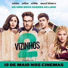 Vizinhos 2 - Cine Planeta