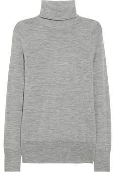 J.Crew|Fine-knit merino wool turtleneck sweater|NET-A-PORTER.COM