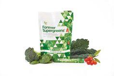 Forever Supergreens™ | Forever Living Products Austria Forever Aloe, Forever Living Aloe Vera, Gel Aloe, Aloe Vera Gel, Spirulina, Jus D'orange, Superfood, Super Greens, Deporte