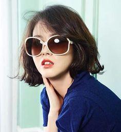 2016韩国最流行发型 中分短发你敢剪吗?