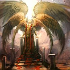 Portal dos Mitos: Serafim