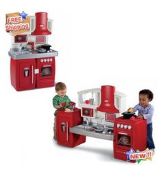 Review & Giveaway – Cook n' Grow Kitchen by Little Tikes