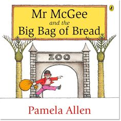 We celebrate well-known children's author Pamela Allen with a top ten countdown of our favourite books.