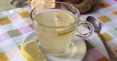 La tisana zenzero e limone è un rimedio naturale per tornare in forma dopo le abbuffate, una tisana digestiva e depurativa ottima sia calda che fredda