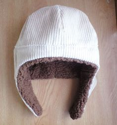Pattern. Flying Cap -- Free pattern. Language: Japanese #headwear