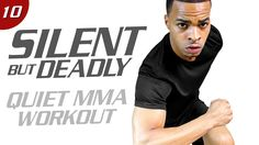 40 Min. Silent Assassin MMA Workout | Silent But Deadly: Day 10