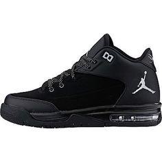 Nike Jordan Flight Origin 3 Gs Big Kids 820246-010 Black Sneakers Youth Size 4.5